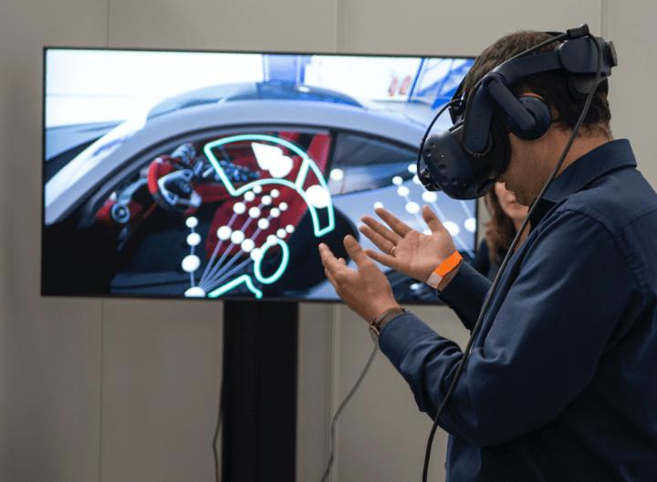 AI augmented reality
