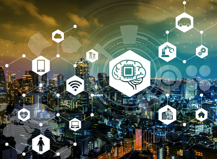 Artificial intelligence IoT