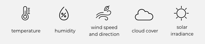 weather data prediciton