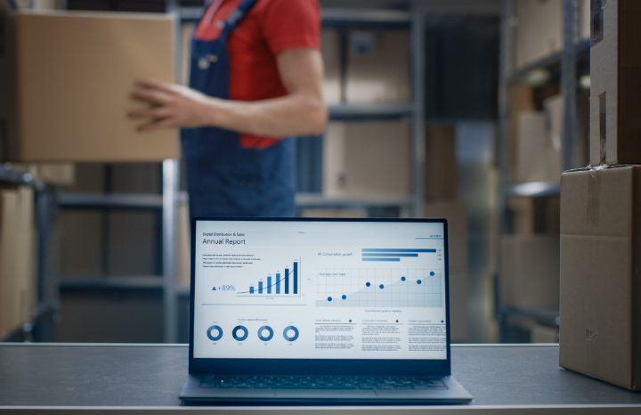 Warehouse smart solution