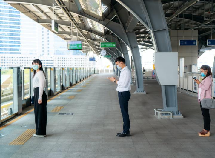 AI passenger overcrowd