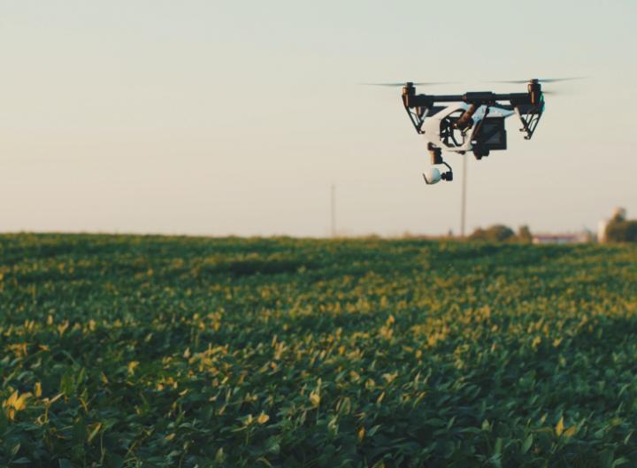 artificial intelligence drones